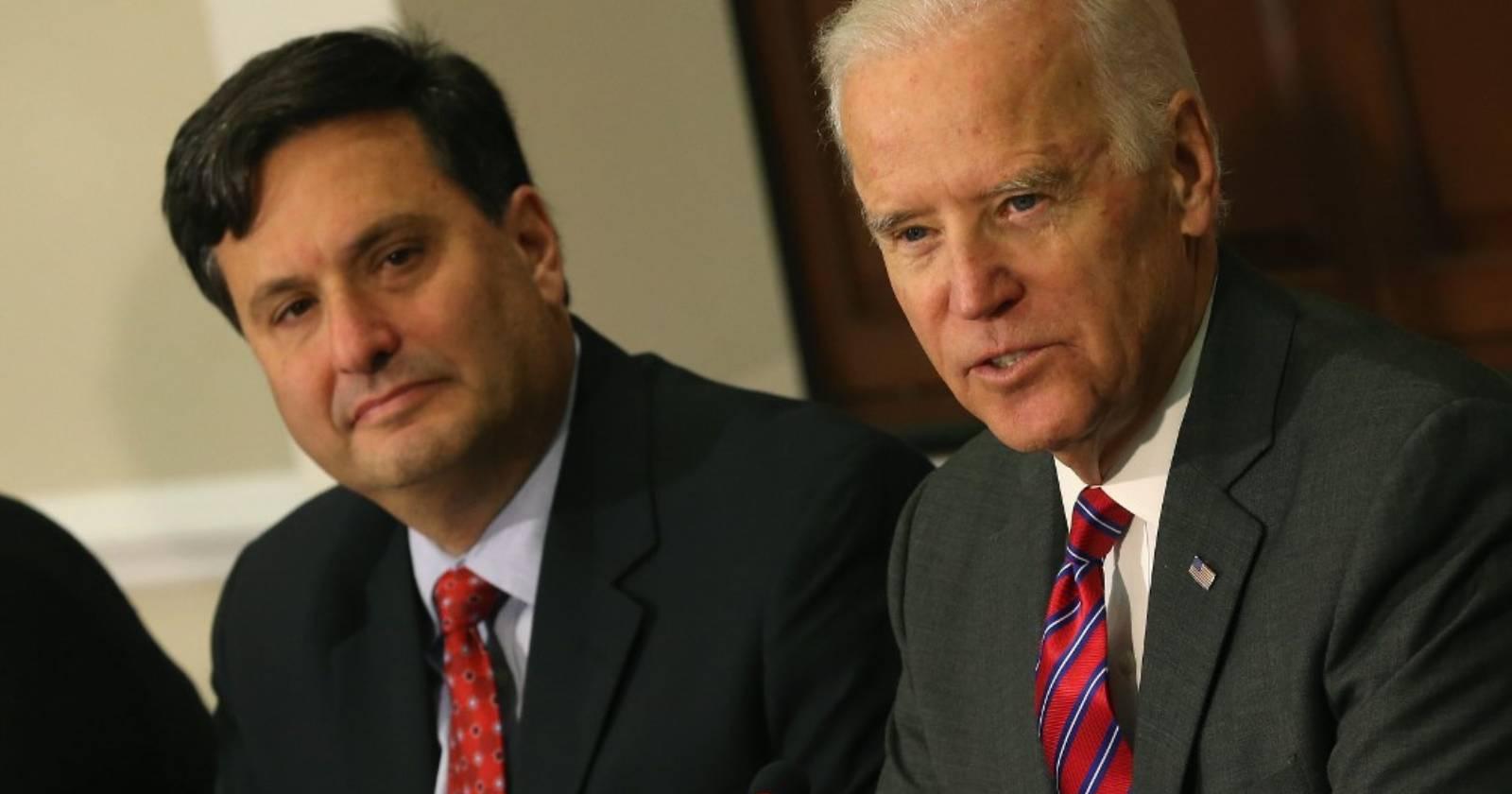 Ex coordinador de crisis del ébola en Estados Unidos es nombrado jefe de gabinete de Joe Biden