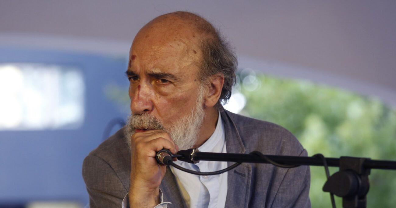 El poeta se encuentra en España recibiendo el Premio Reina Sofía de Poesía Iberoamericana. Foto: Agencia UNO