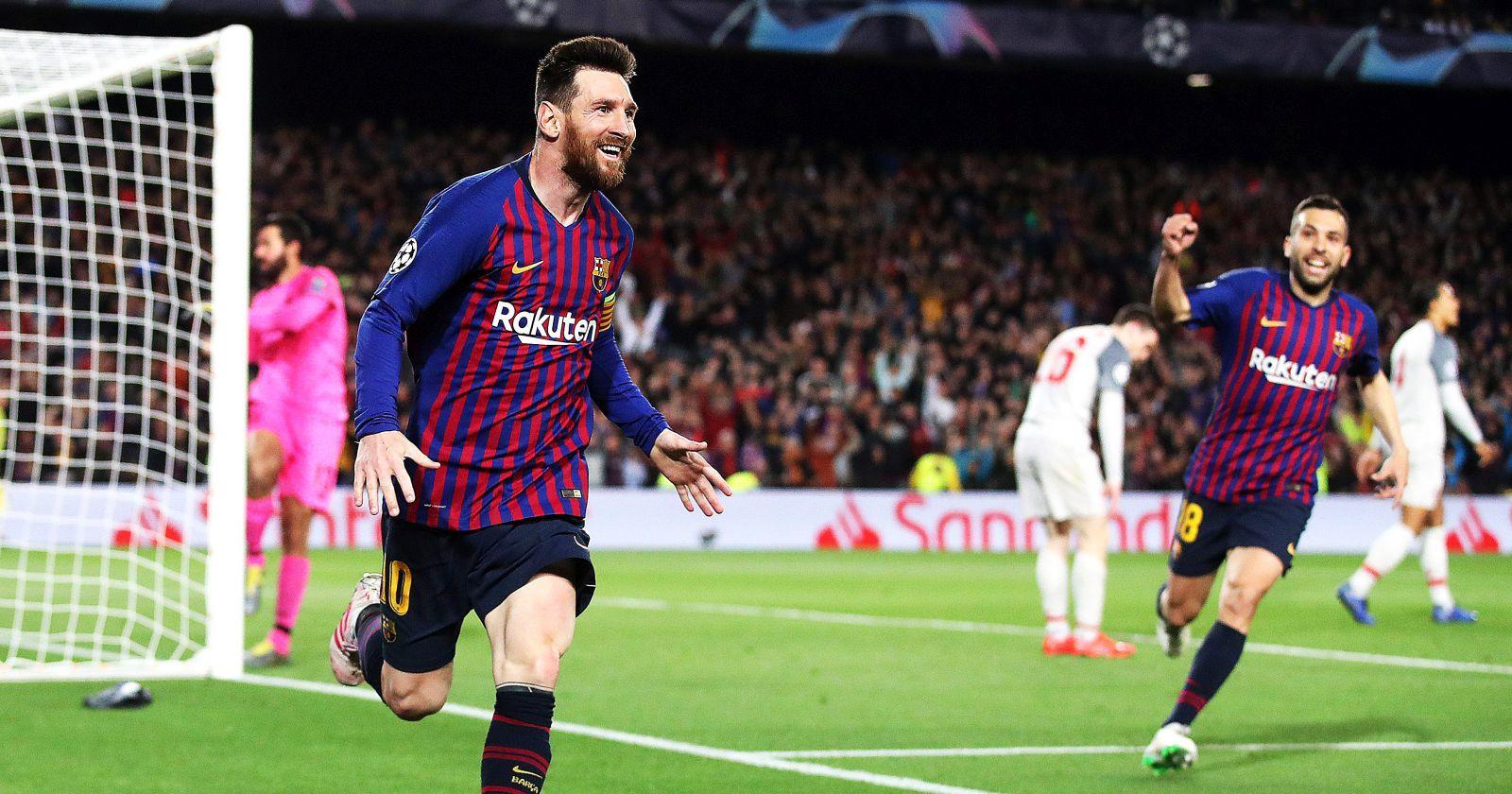 Manchester City tentaría a Lionel Messi con un contrato de 10 años