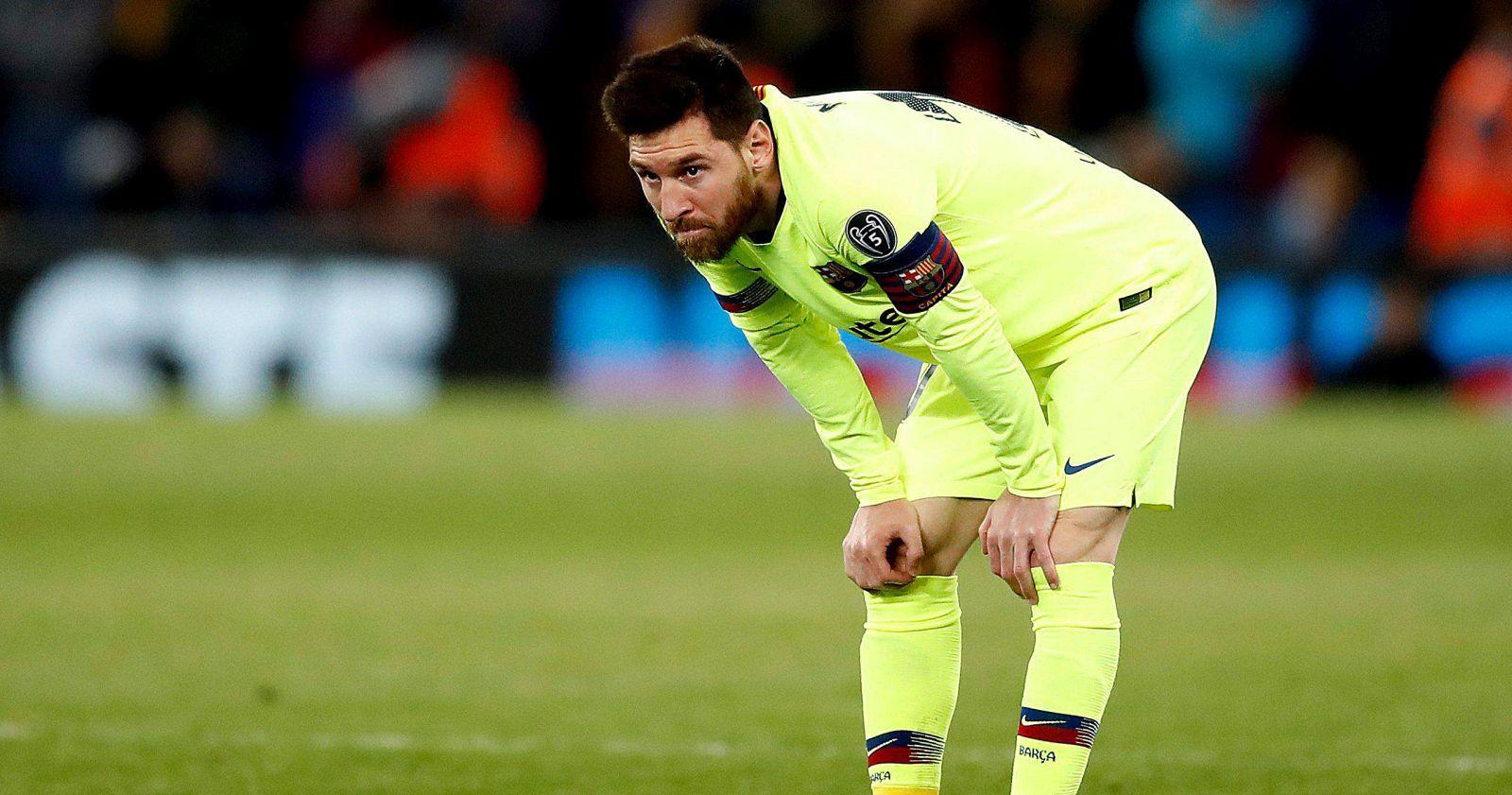 """Messi sigue con su enojo en Barcelona: """"Estoy cansado de ser siempre el problema de todo en el club"""""""