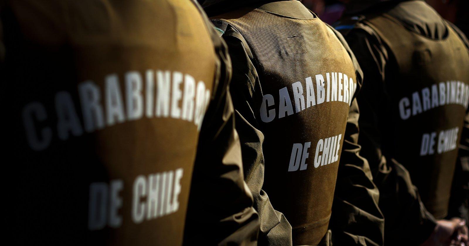 PDI detiene a carabinero que disparó contra adolescentes del Sename