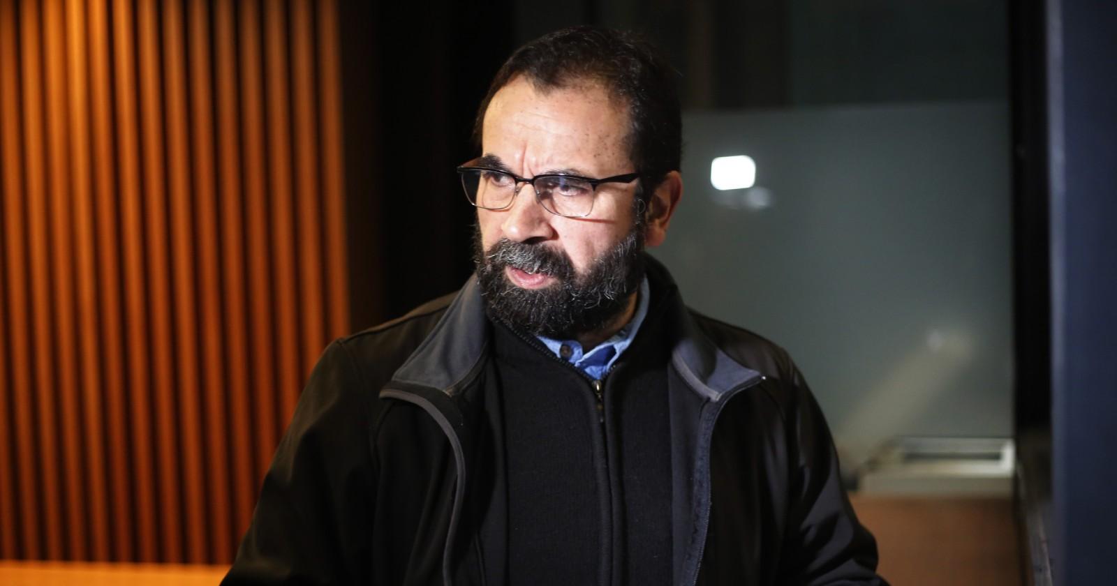 Tribunal Constitucional falla a favor del diputado Hugo Gutiérrez y rechaza destituirlo del cargo