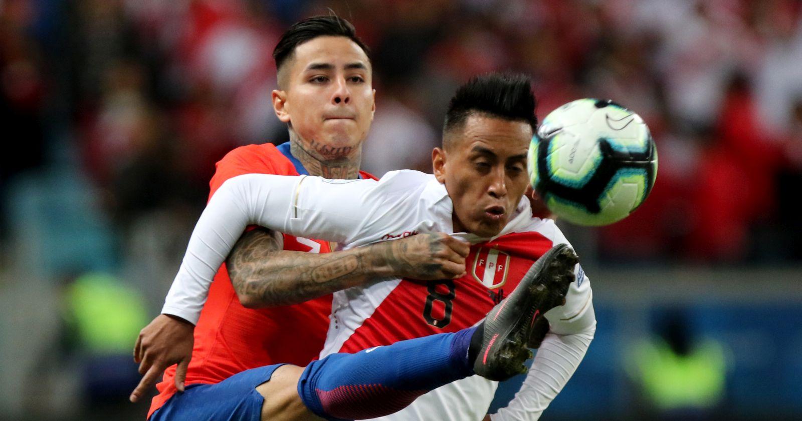 Chile buscará su primera victoria en las clasificatorias frente a Perú