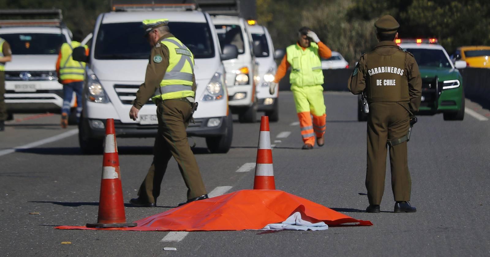 """""""Detienen a conductor que protagonizó atropello que dejó tres muertos en Talca"""""""
