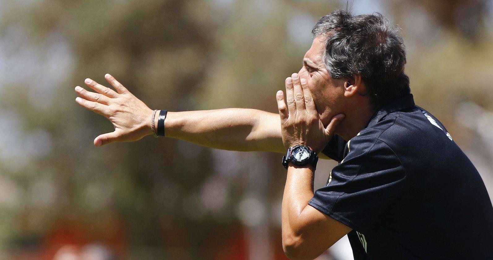 Mario Salas llegó a un acuerdo para dejar Alianza Lima