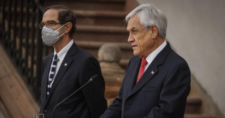 La mención a Piñera y Hernán Larraín de Amazon Prime para promocionar Dignidad