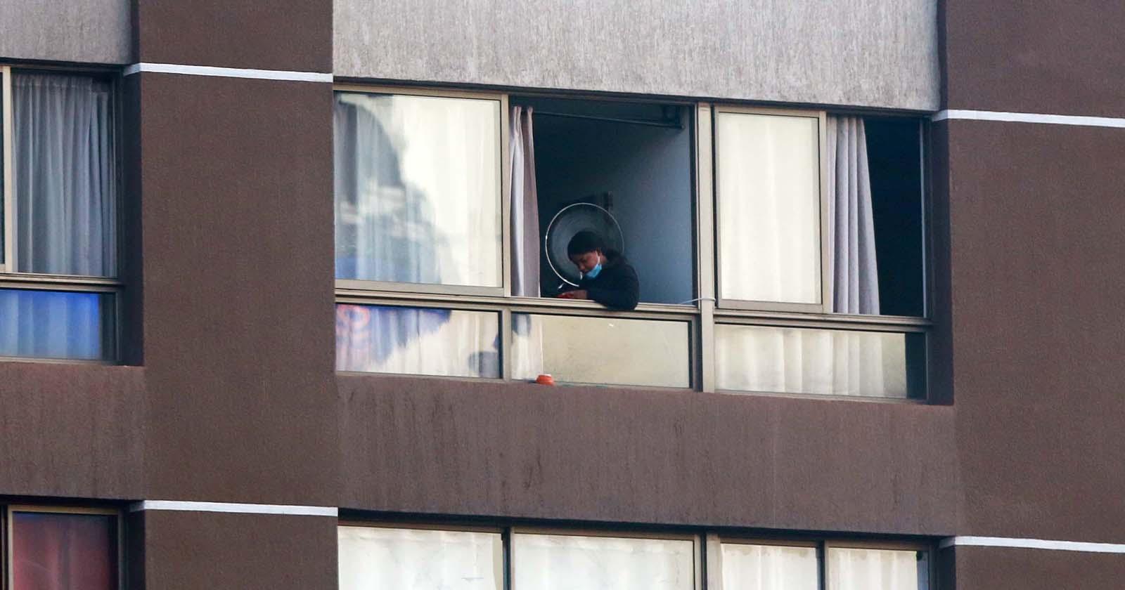 Informe de USS revela que un 74% de los encuestados ha pasado la cuarentena en viviendas de 1 a 3 dormitorios