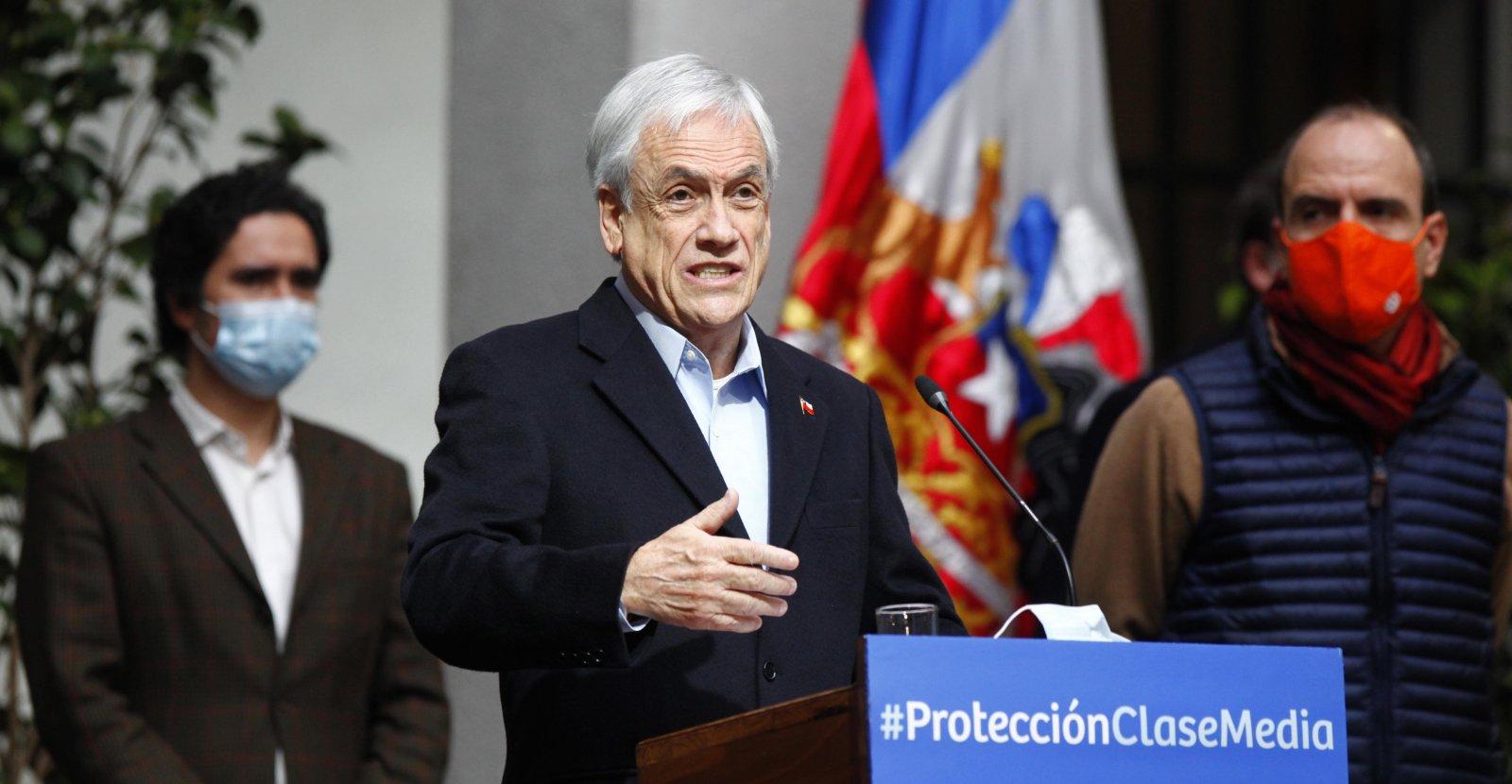 Las razones jurídicas del Gobierno para ingresar proyecto de retiro del 10%, mientras considera inconstitucional el de la oposición