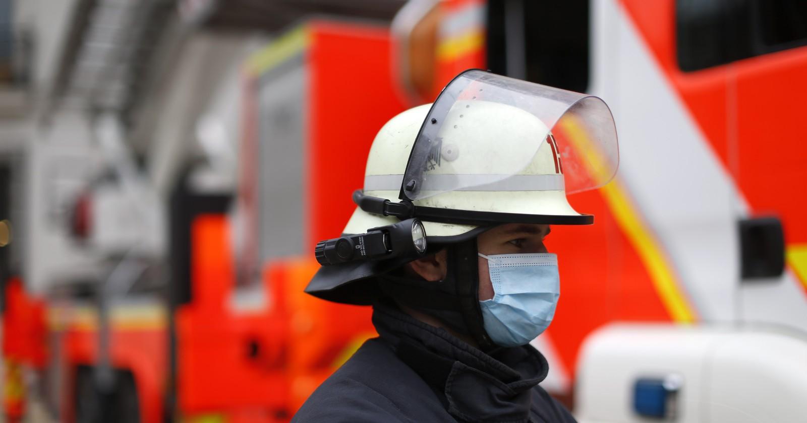Bombero resultó herido por ocho perdigones durante tiroteo callejero en Quilicura