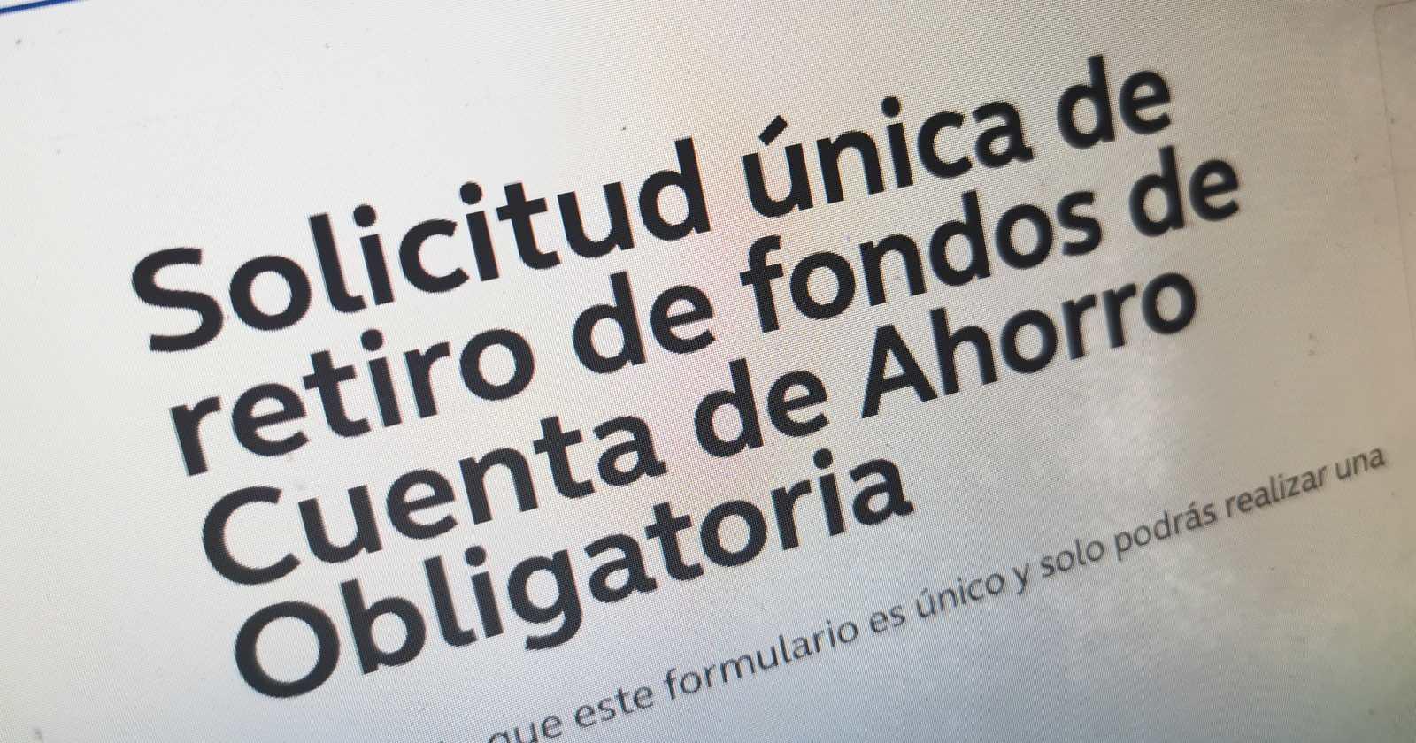 Retiro 10%: Hacienda es llevada a Contraloría y CPLT por petición del RUT