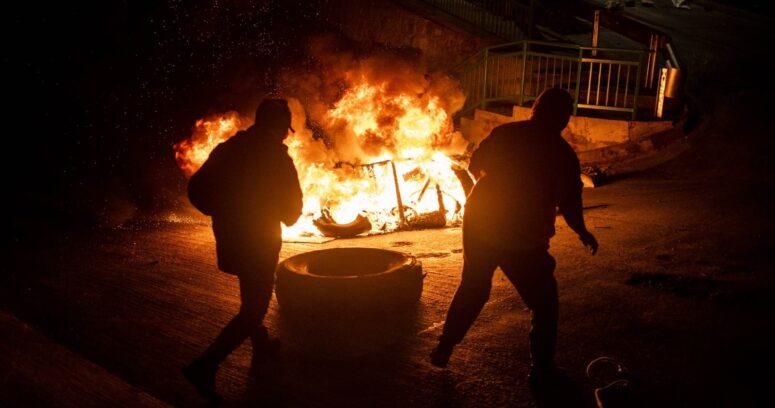 Adolescente murió tras ser atropellado durante manifestaciones en Huechuraba
