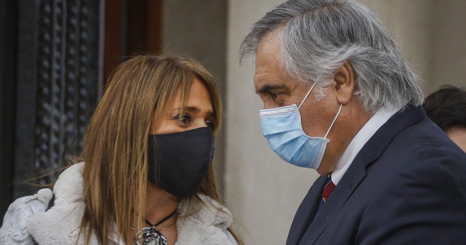 UDI y RN piden salida de Evópoli del Gabinete tras congelar relación con La Moneda