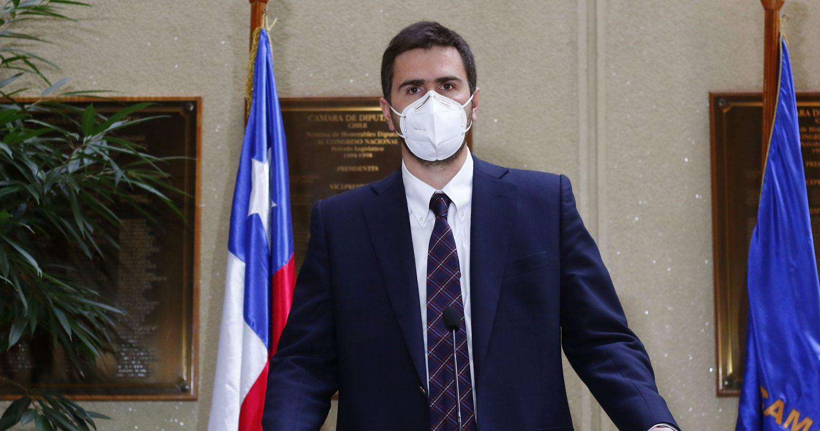 Los descargos de Paulsen por intento de censura del Partido Radical
