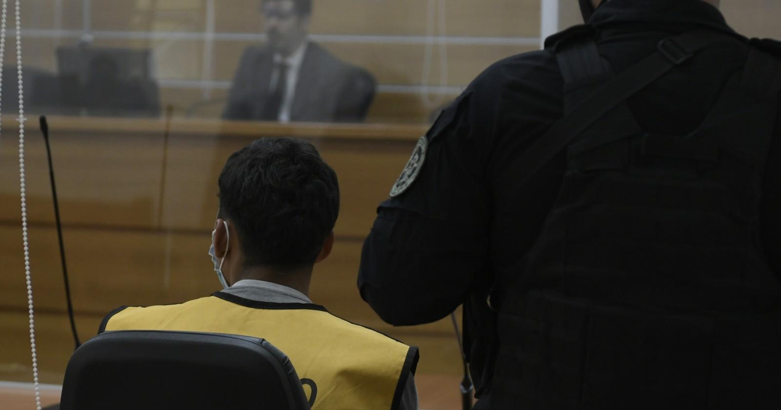 """""""20 años de prisión para autor de femicidio en Peñalolén"""""""