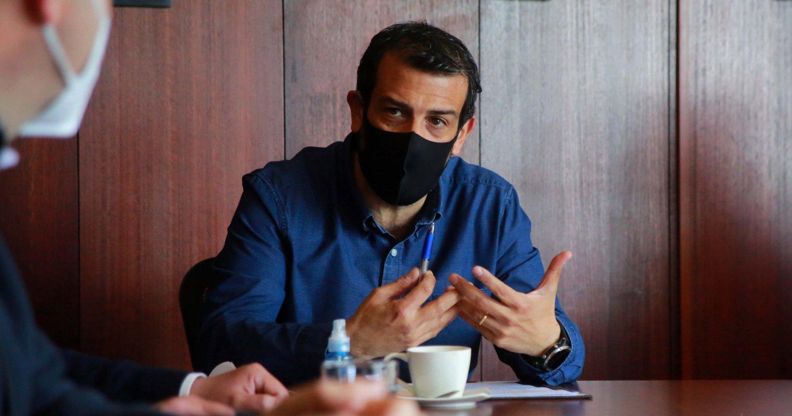Municipios celebran llegada de Rodrigo Delgado al Ministerio del Interior