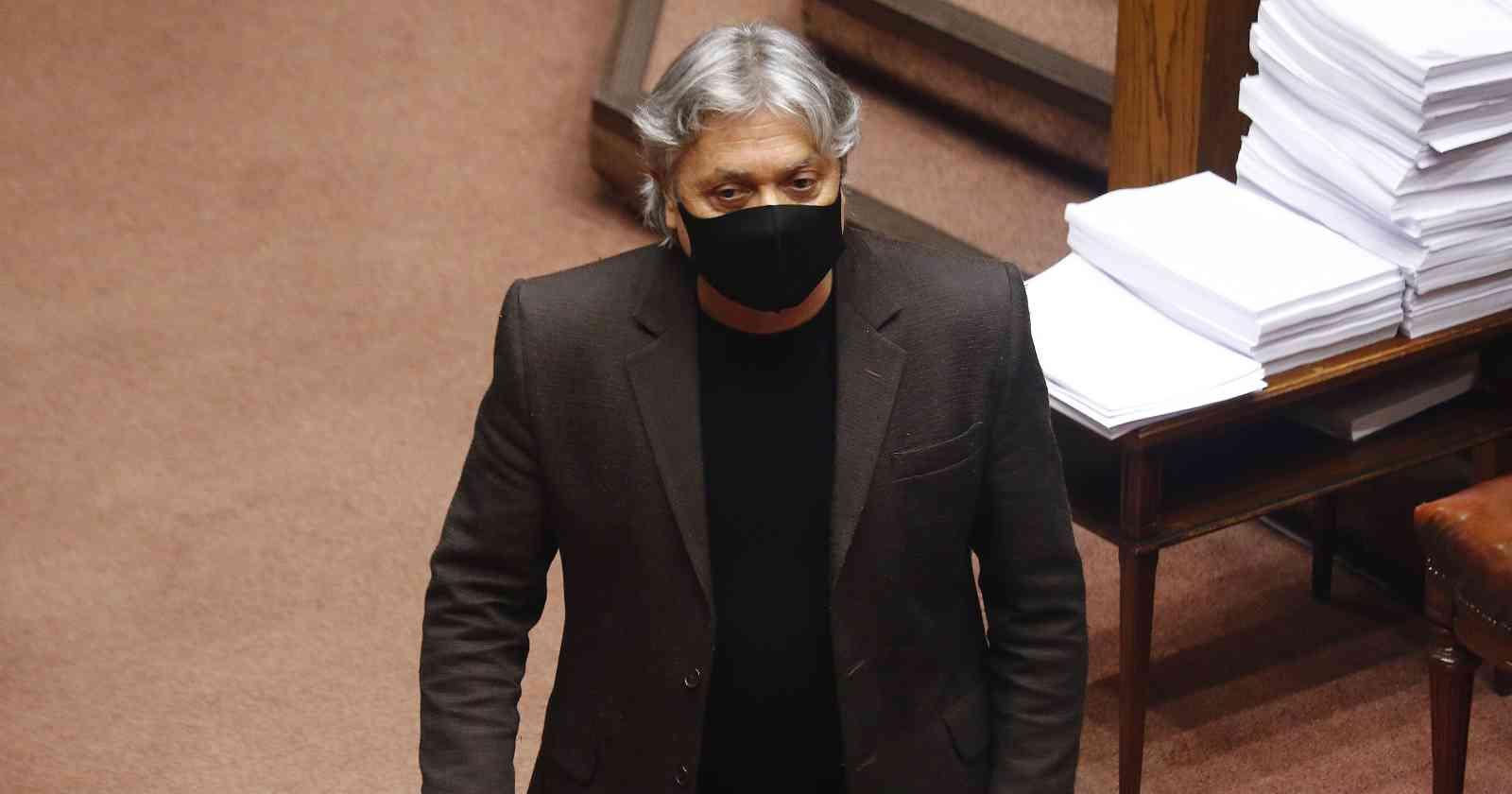 """Navarro: """"Mientras no renuncie Rozas el desfile de ministros de Interior va a continuar"""""""