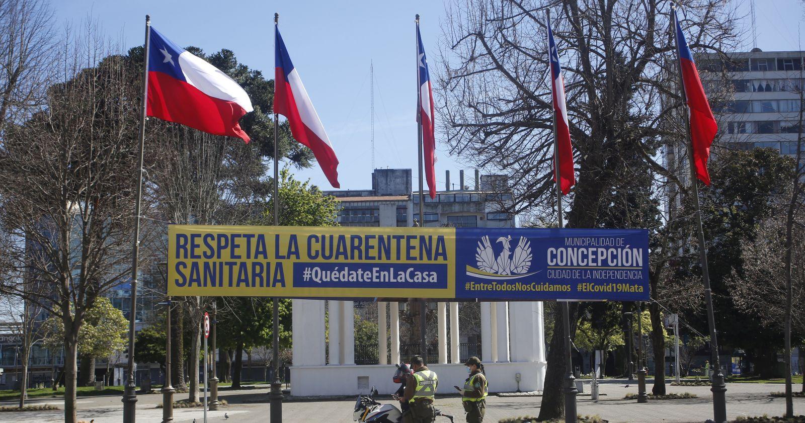 Adelantarán toque de queda en el Gran Concepción por aumento de casos de coronavirus