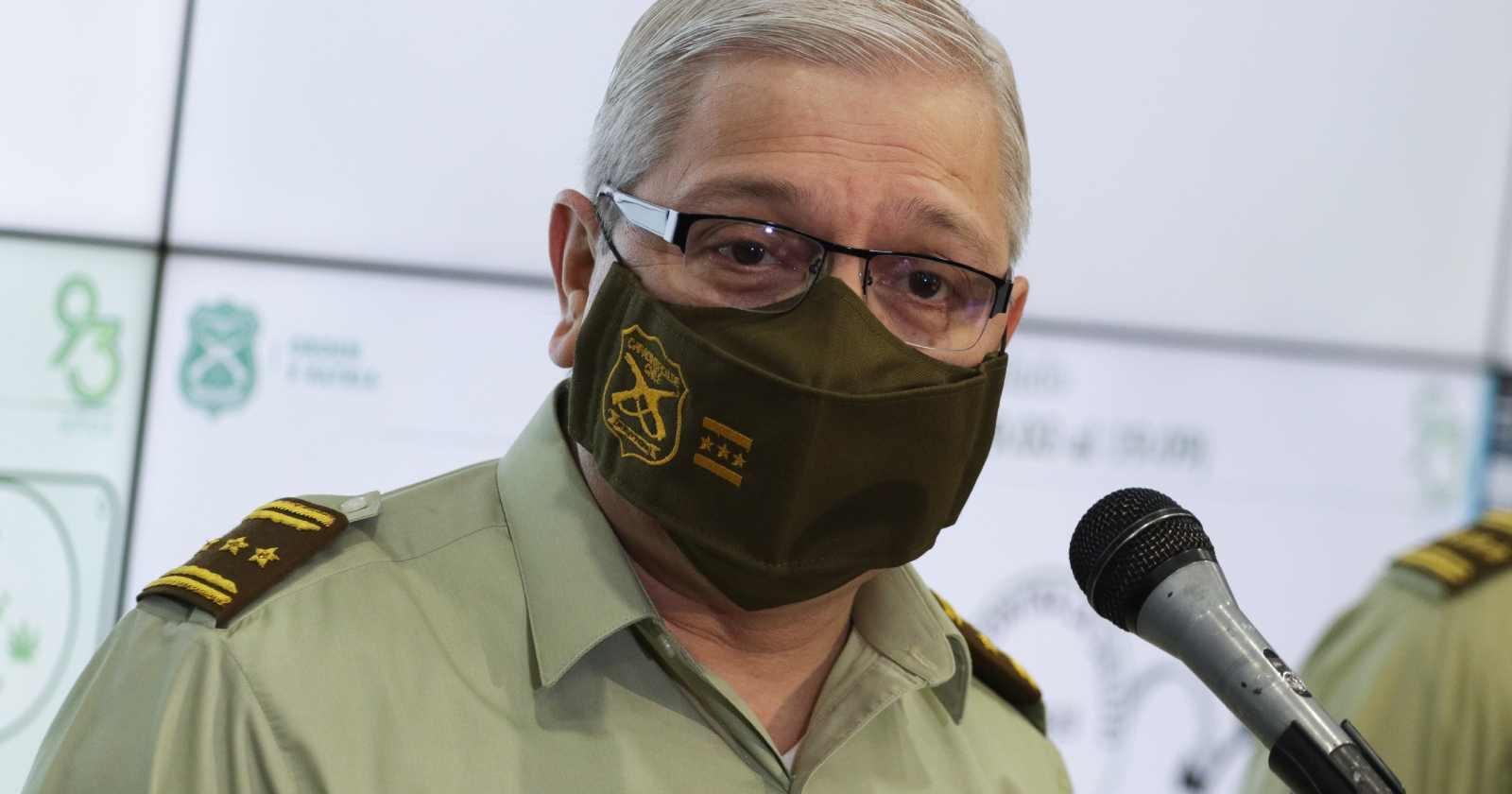 Quién es Ricardo Yáñez Reveco, el nuevo general director de Carabineros