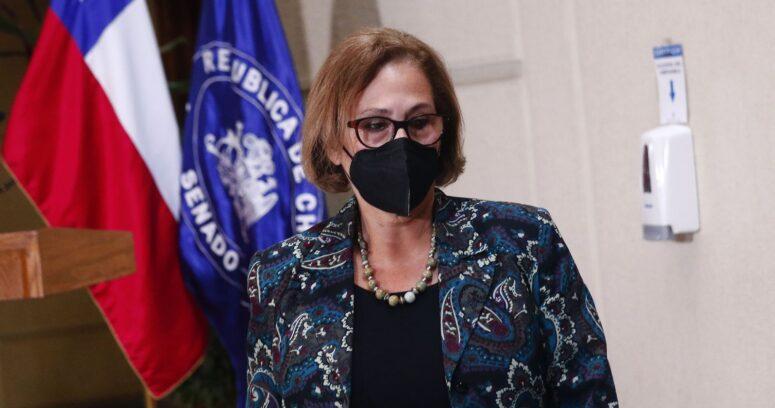 """""""Muñoz fustiga proyecto de retiro del Gobierno:"""