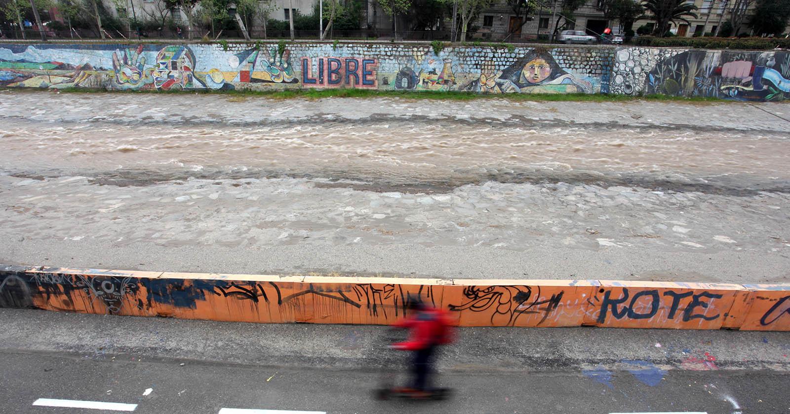"""A 10 años del Plan """"Mapocho Urbano Limpio"""": Sus grandes beneficios y los proyectos venideros"""