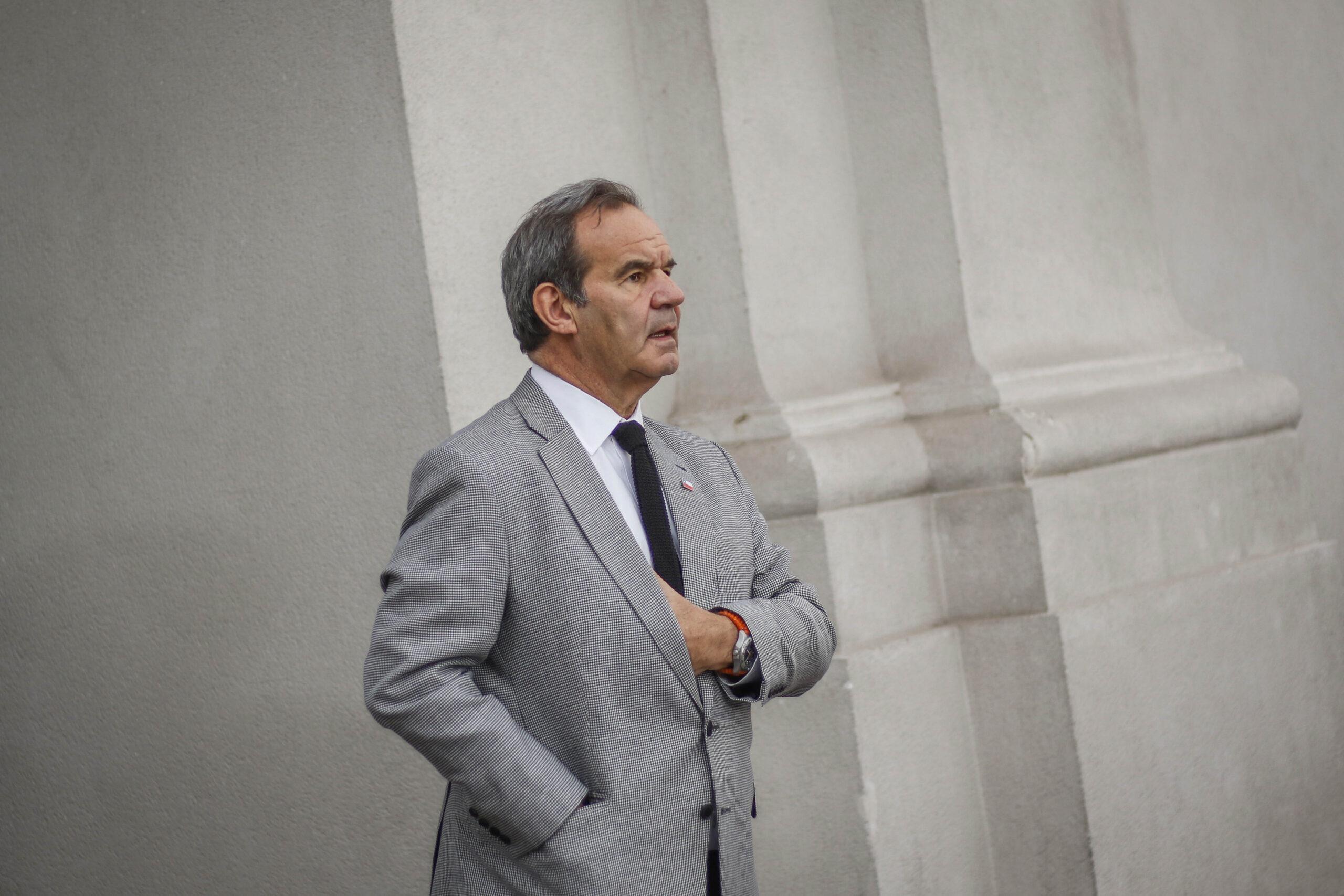 """Allamand apuesta a """"nueva relación bilateral"""" tras cambio de mando en Bolivia"""