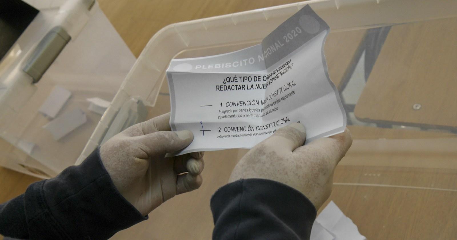 Quiero ser constituyente: el camino de los candidatos que quieren escribir la nueva constitución