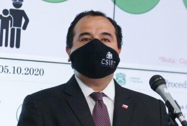 """Galli rechazó incidentes tras manifestaciones: """"400 personas no van a amenazar nuestra democracia"""""""