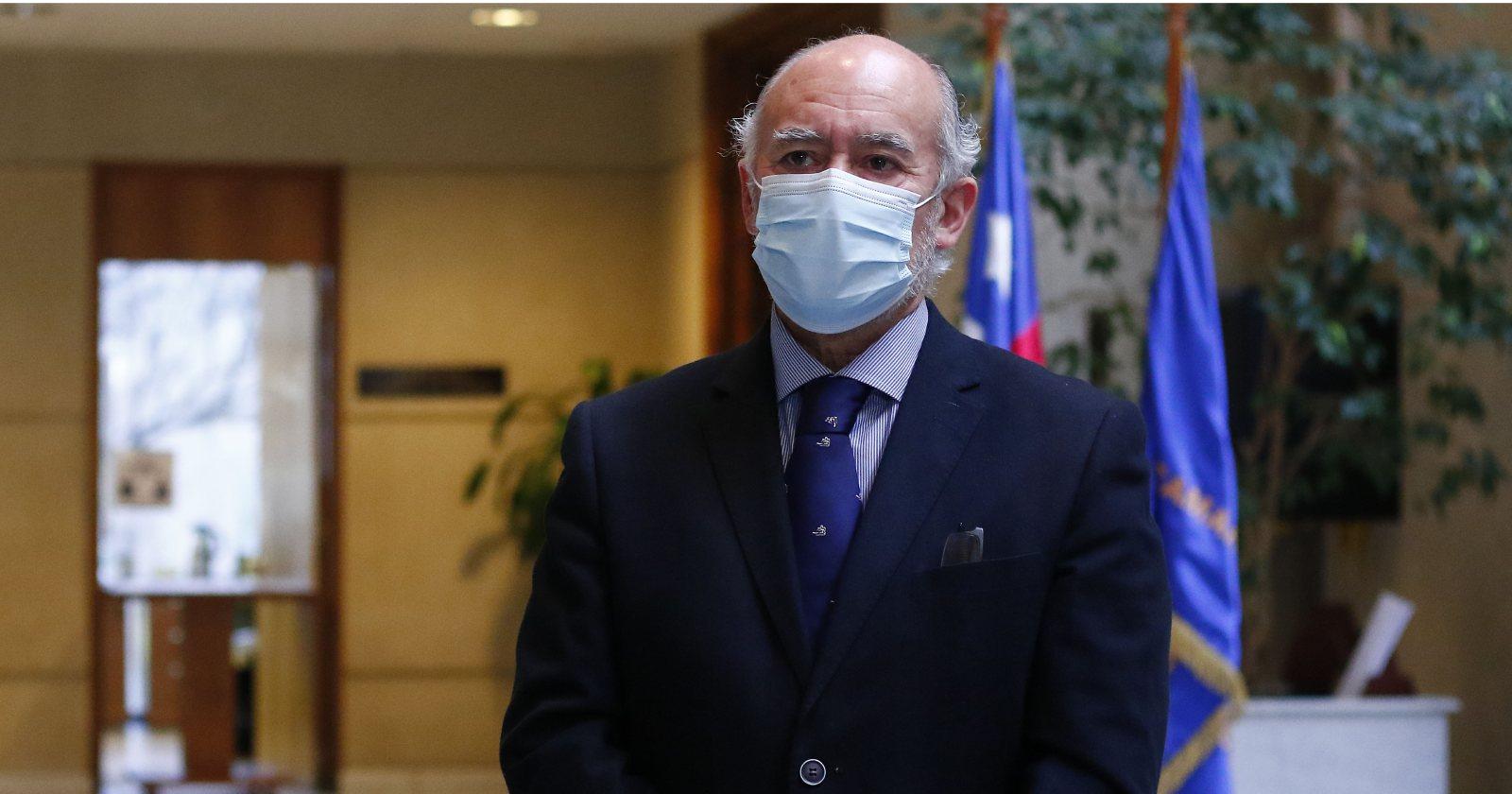 """Diputado Iván Flores no descarta ir por La Moneda: """"No cierro ninguna puerta"""""""