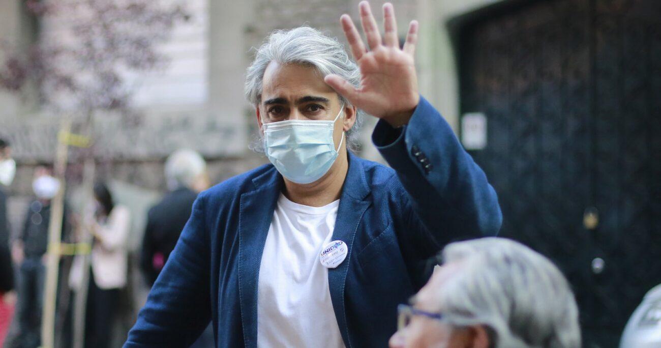 ME-O reiteró su postura de adelantar las elecciones presidenciales y parlamentarias. Foto: Agencia UNO