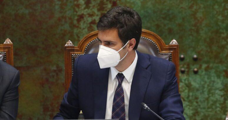 """Diego Paulsen por nueva moción de censura contra la mesa de la Cámara: """"Es cuento repetido y de mal gusto"""""""