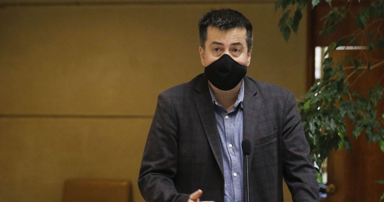 El diputado Andrés Celis. (Foto: Agencia Uno)