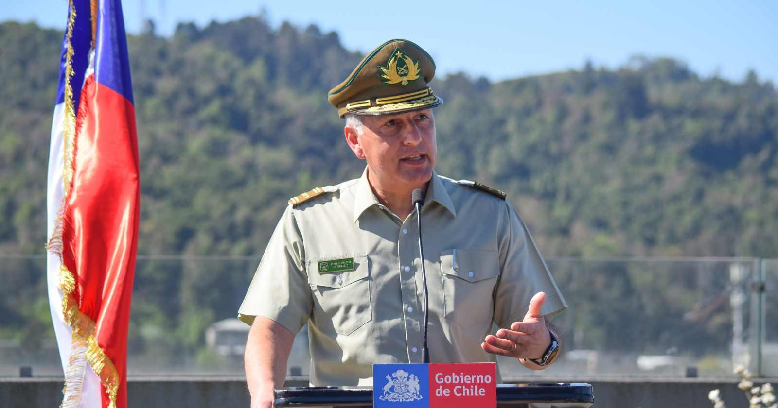 El orden que no llegó: los 22 meses de Mario Rozas al mando de Carabineros