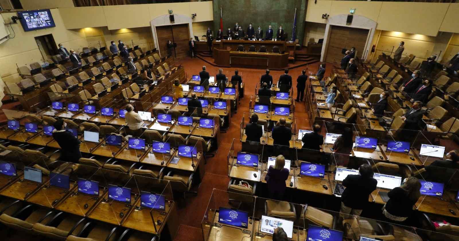 """""""Partido Radical retiró censura contra la mesa de la Cámara de Diputados"""""""