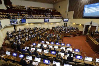 Falta de quórum y votos del FA-PC derriban reducción de número de parlamentarios
