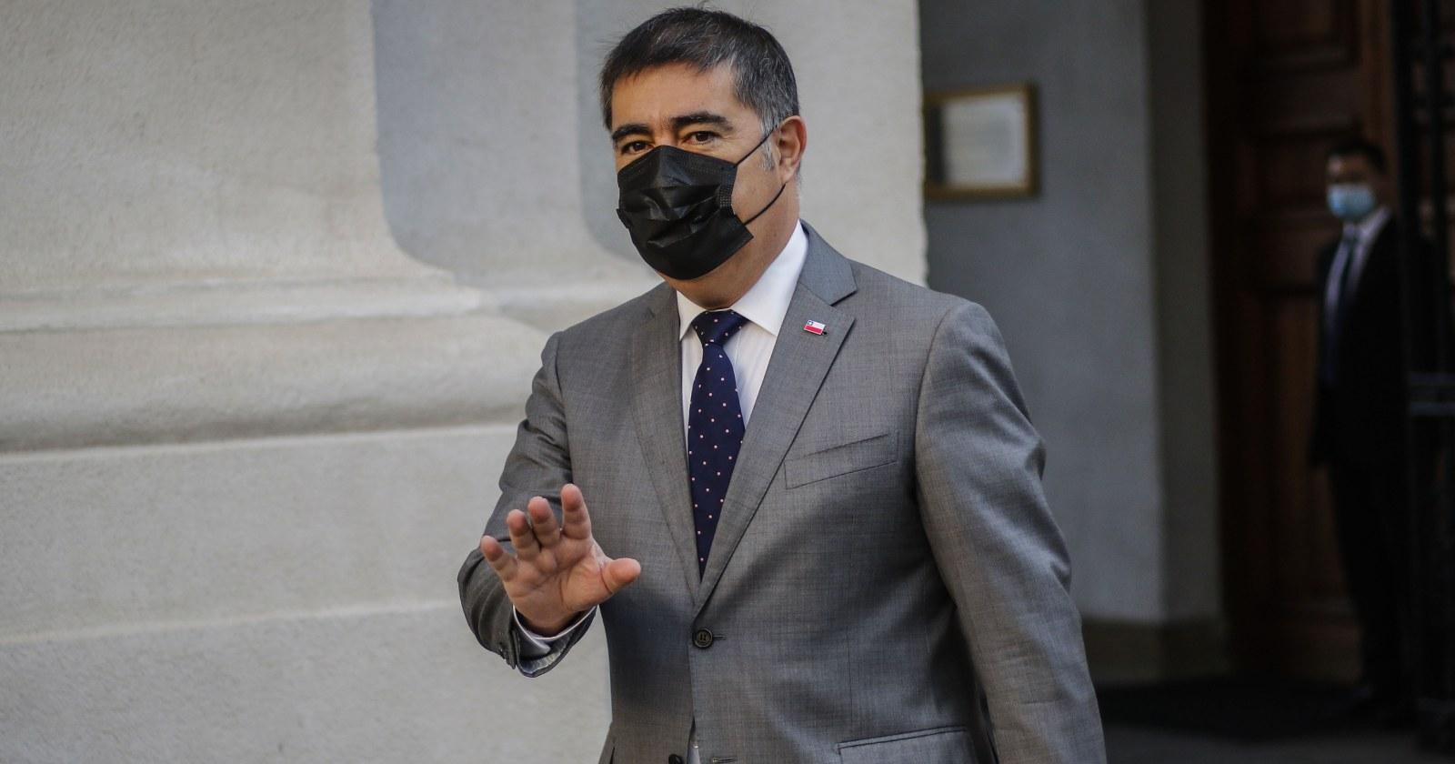 """""""Es probable, pero lo vamos a conversar con el Presidente"""": Desbordes coquetea con carrera a La Moneda"""