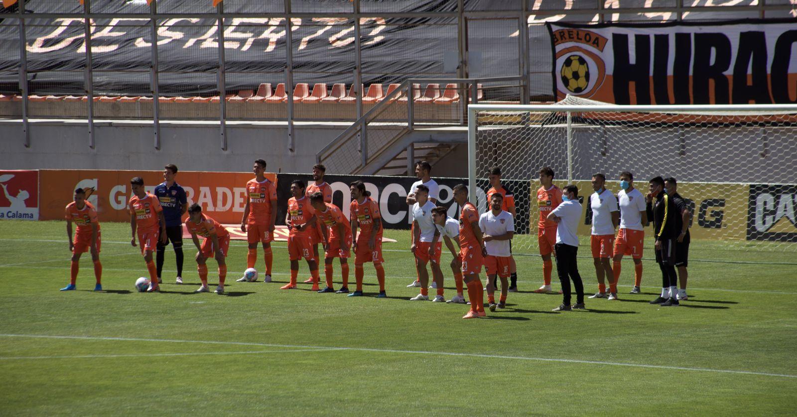 ANFP explicó por qué no suspendió el partido entre Deportes Valdivia y Cobreloa