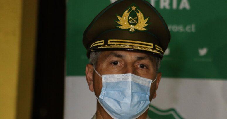 Mario Rozas declarará como imputado por violaciones a los DD.HH. durante el estallido social