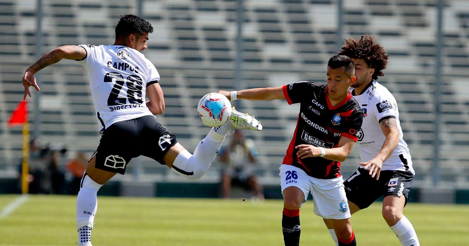 """""""Colo Colo vence a Deportes Antofagasta y logra un respiro en el Campeonato Nacional"""""""