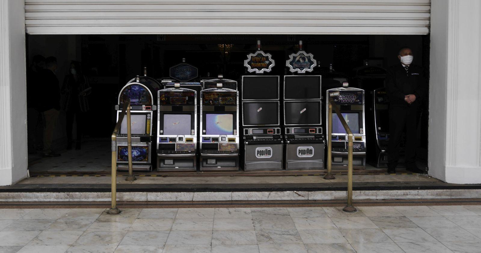 Los cuidados para asistir a los casinos en plena pandemia del coronavirus