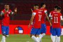 Chile clasificatorias Venezuela