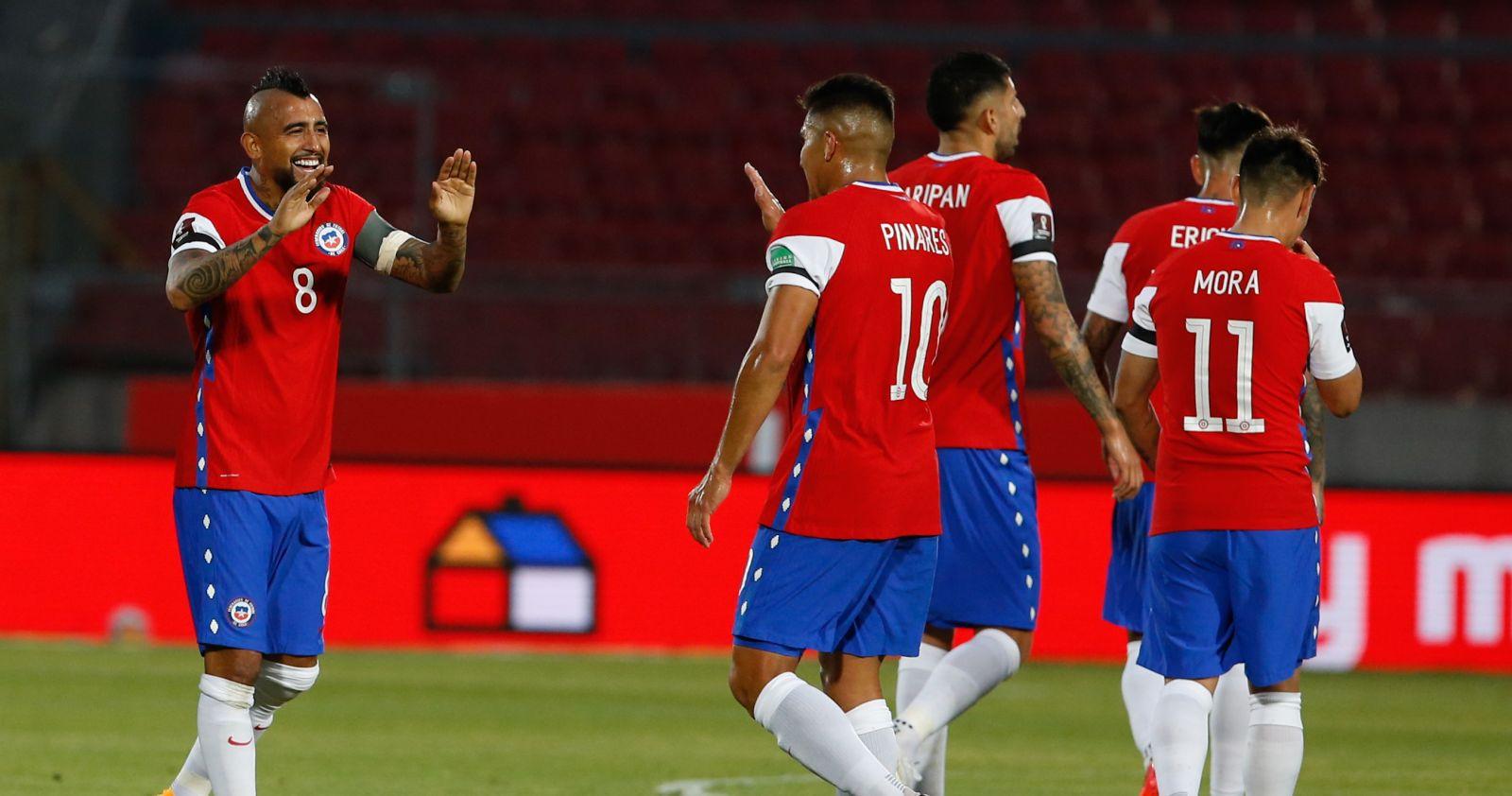 Chile buscará sumar una nueva victoria en clasificatorias frente a Venezuela