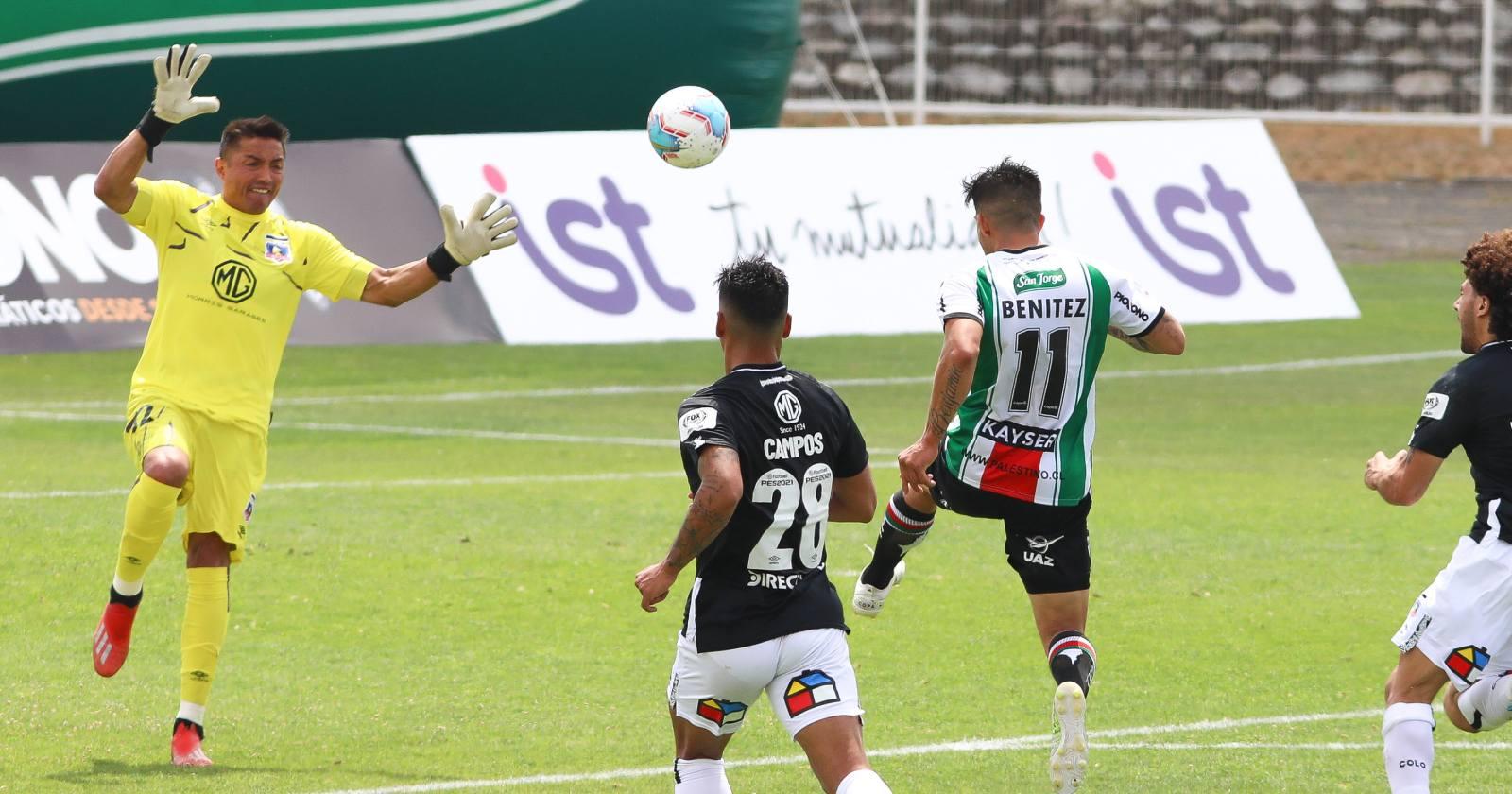 """""""Colo Colo sufre aplastante derrota ante Palestino y cae al fondo de la tabla"""""""