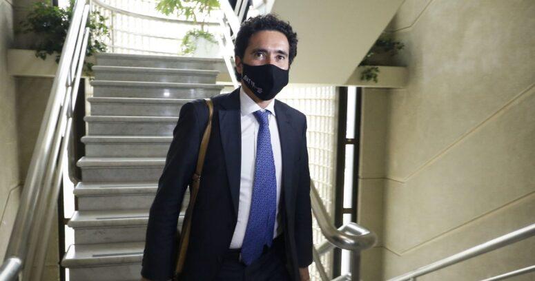 """Briones celebra apoyo oficialista a retiro del Gobierno: """"Va a ser ley si es que todo sigue así"""""""