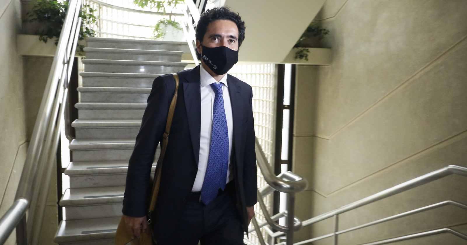 Las negociaciones de Briones en el Senado para limitar segundo retiro de fondos