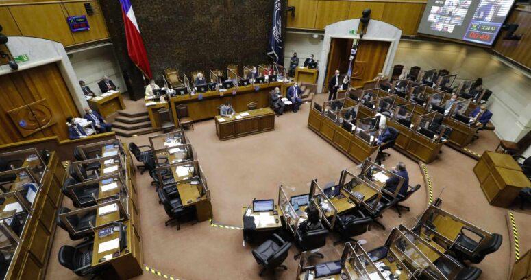 Senado despacha Presupuesto 2021 a la Cámara de Diputados a la espera de Comisión Mixta