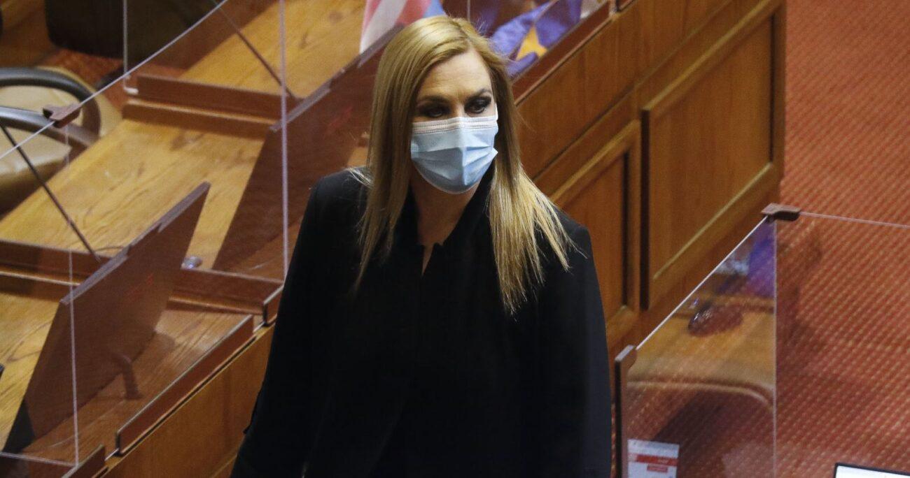 Maltés acusó que lo señalado por Ríos es parte de una campaña política contra la legisladora. Foto: Agencia UNO