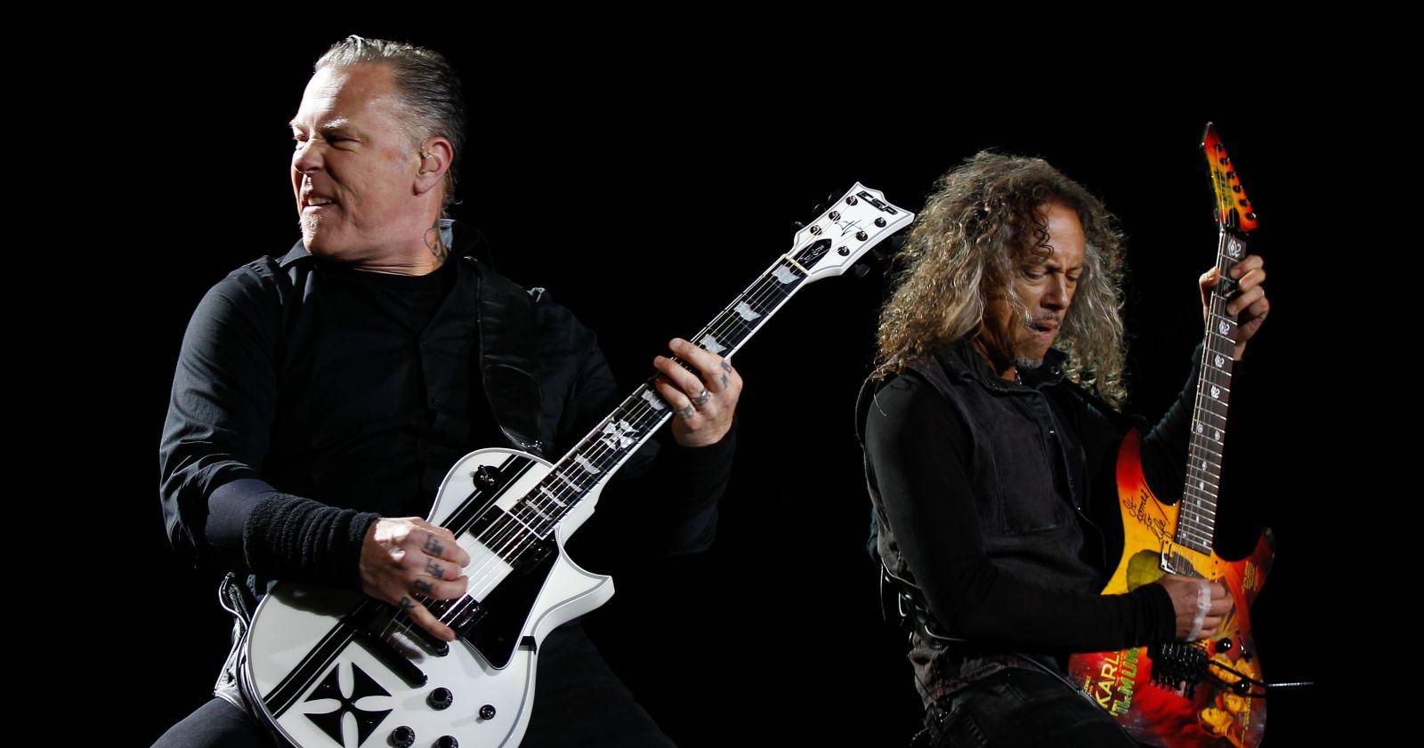 Metallica postergó su concierto en Chile hasta nuevo aviso