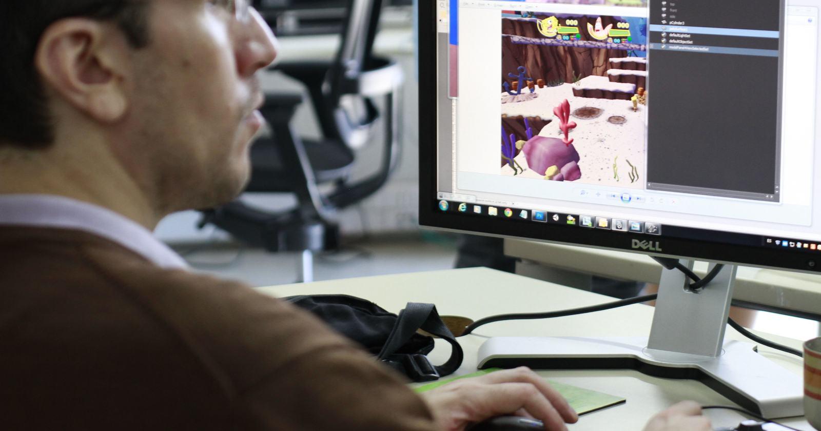 ¿Te gusta el cine y los videojuegos?: Animación Digital es para ti