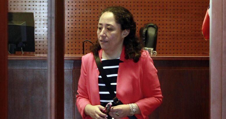 Tribunal definirá hoy medidas cautelares a imputados por amenazas a fiscal Chong