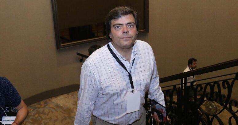 Cristián Barra fue designado como delegado presidencial de la macrozona sur